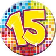 15 Jaar