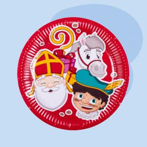 BK Sinterklaas - Decoratie