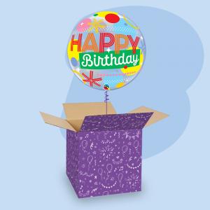Ballonpost - Verjaardag